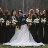 Bridesmaids Leather Jackets-min