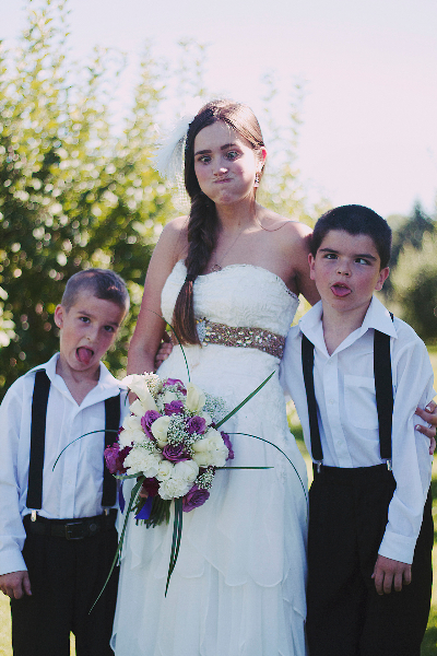 Erica and Derrick - Ottawa Wedding Magazine