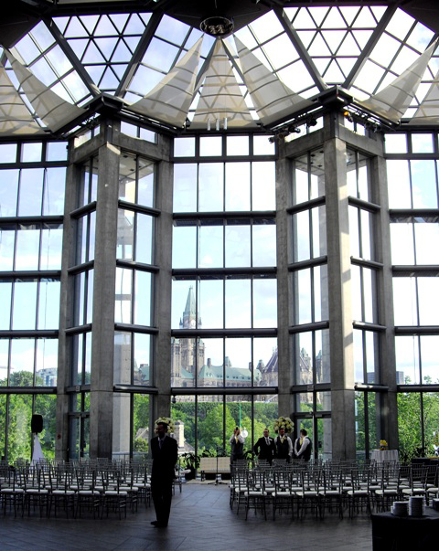 Ottawas Museums Are Spectacular Wedding Venues