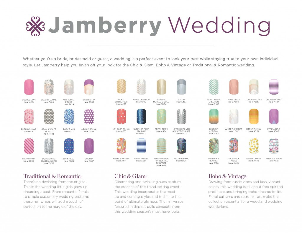 Jamberry Nails - Ottawa Wedding Magazine