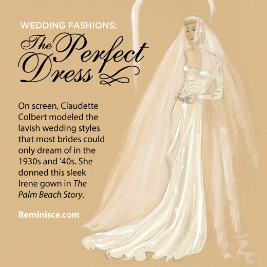 Fifty Years Of Wedding Dress Fashion