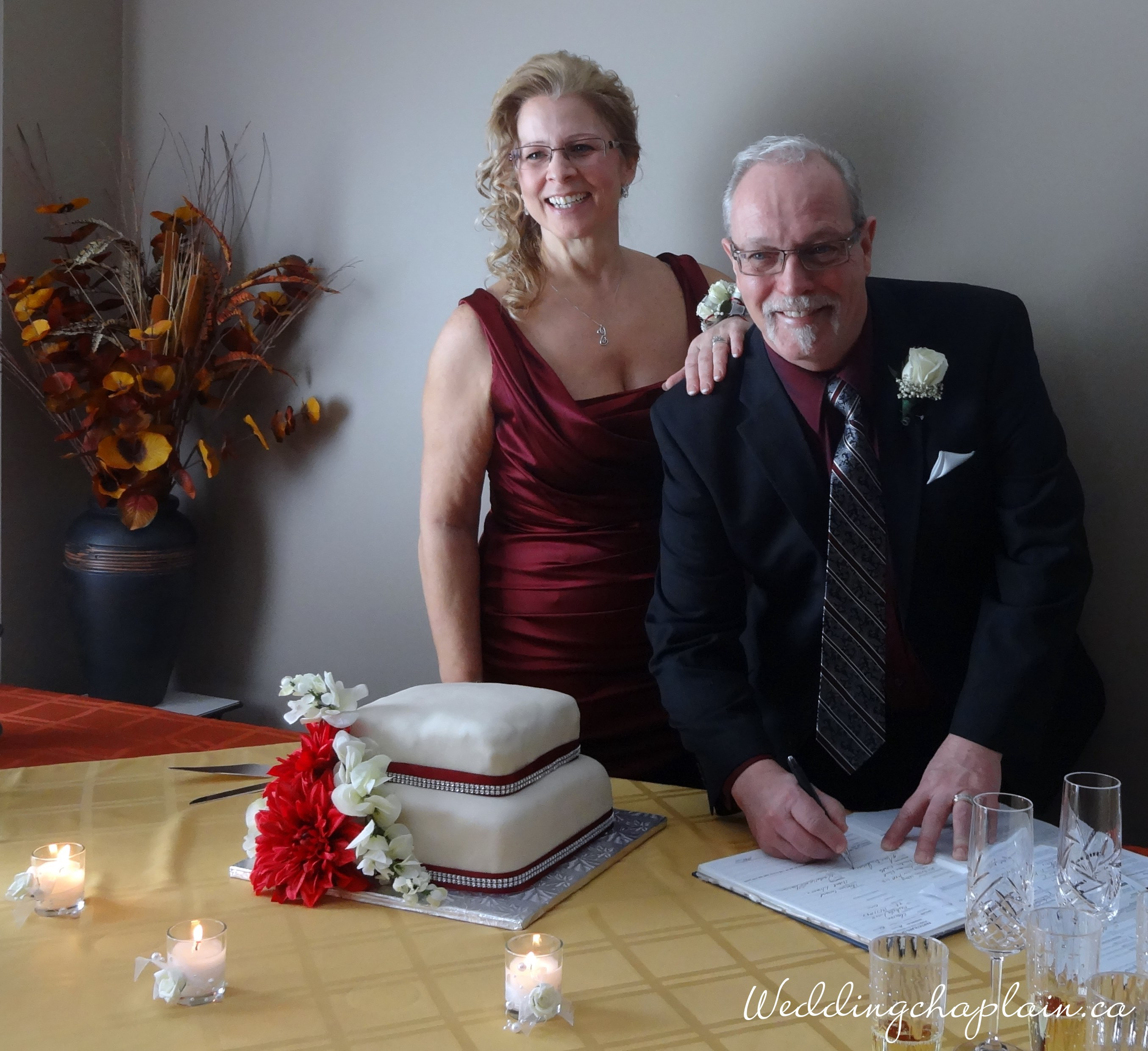 Valentine's Day Weddings 2