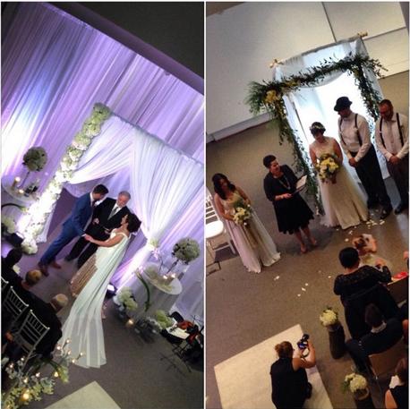 lighting   glam vs rustic   Wedding