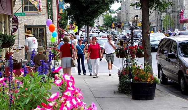 street in perth, Ontario