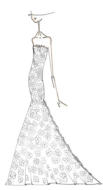 Behind the Dress | Olivia