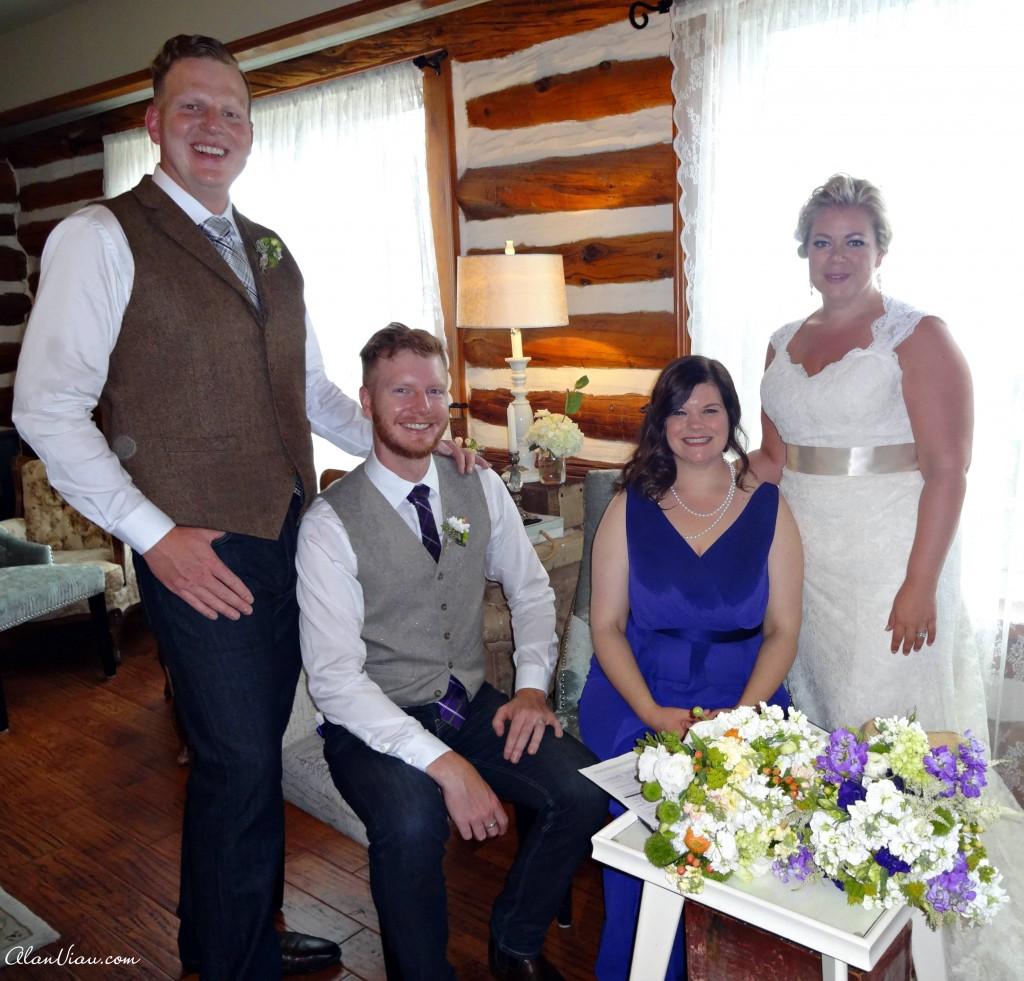 The Unavoidable Wet Wedding