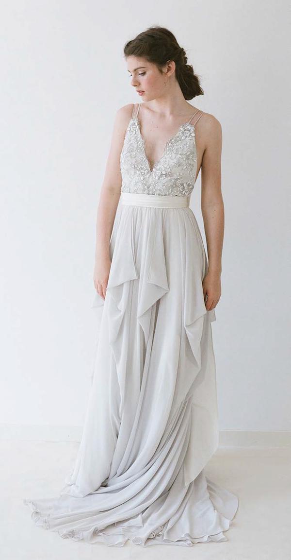 Latest in Fashion Forward Wedding Gowns - Ottawa Wedding Magazine