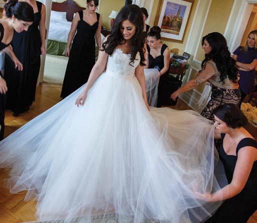 Top Wedding Dress Designers: Monique Lhuillier - Ottawa Wedding Magazine