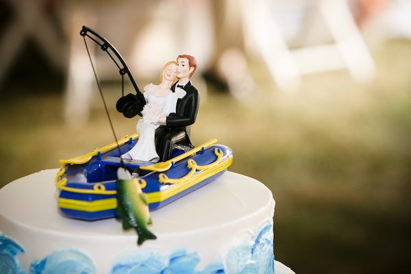 Top Of Your Wedding Cake