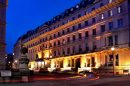 London hotels feature